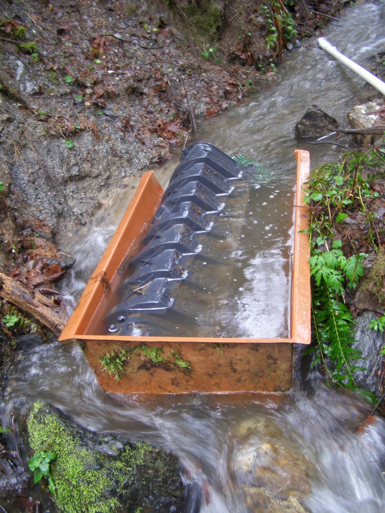 Home Brew Hydro A Small Scale Hydroelectric Project